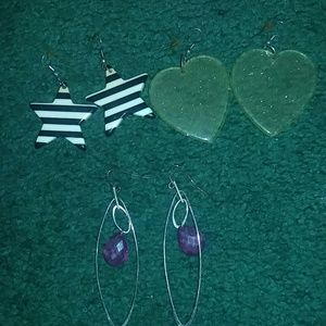 Jewelry - FREE with any order over $50-- Choice Earrings